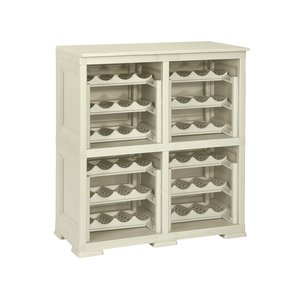 Tontarelli Omnimodus Cream Cabinet with 48 Places for Bottle