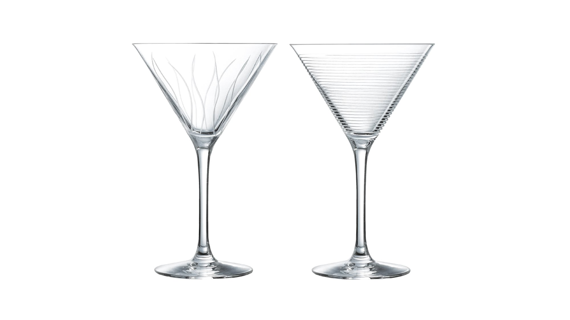 Luminarc Lounge Club Set of Stemware Drinking Glasses 30 Cl
