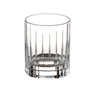 Bormioli Luigi Bach Set of Stemless Drinking Glasses 25.5 Cl