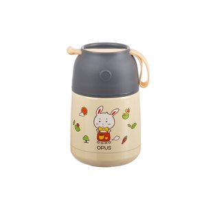 Opus Thermos for Food with Folding Spoon 0.5 L