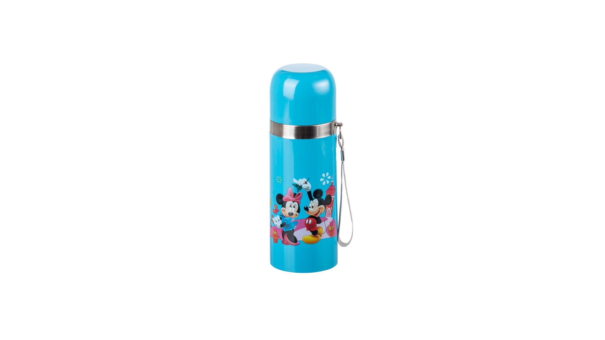 Happy Kid Minnie and Mickey Mouse Thermos 0.35 L