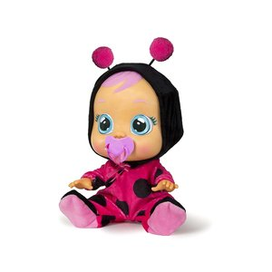 IMC Toys Crying Baby Doll Coccinella