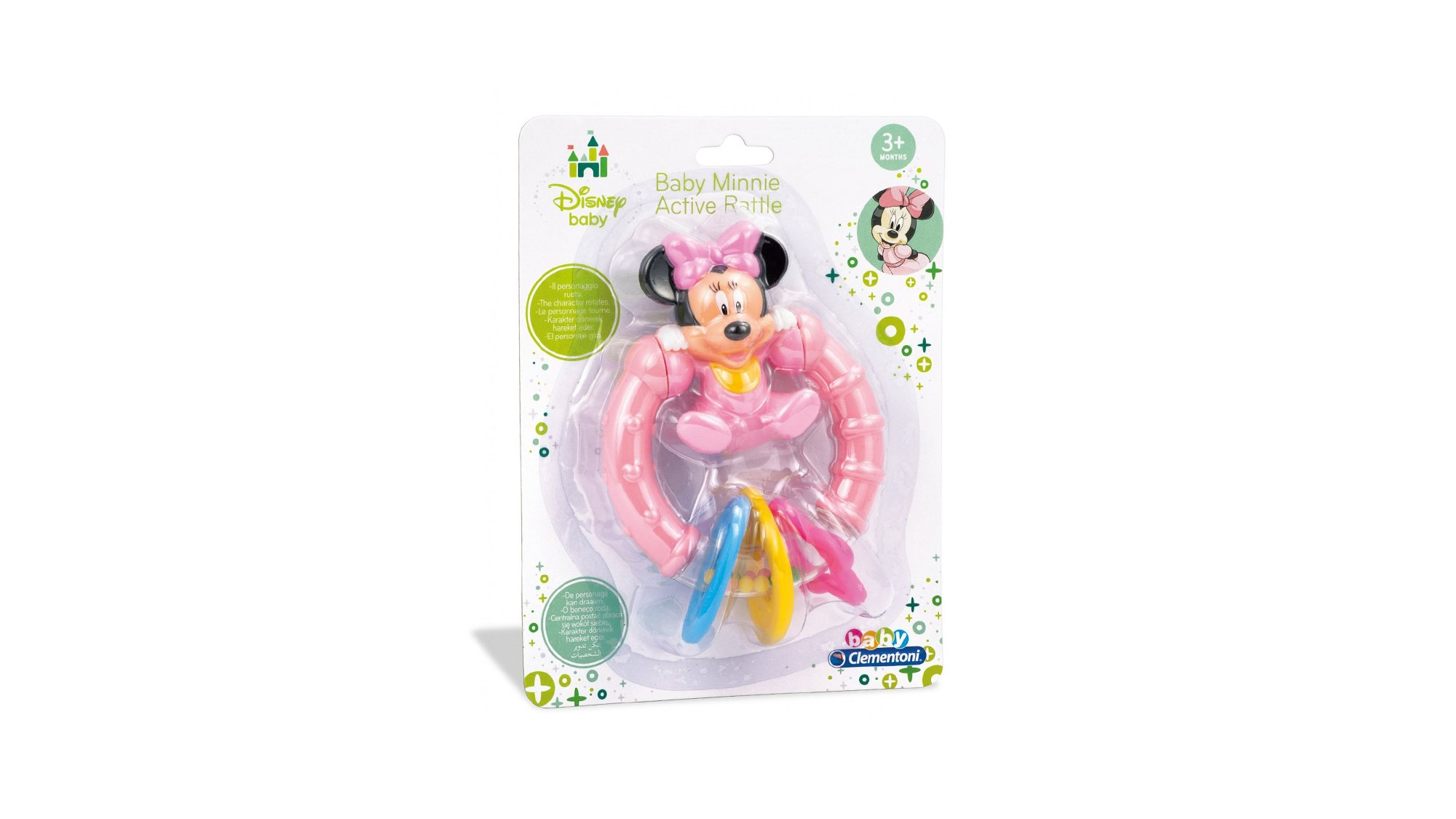 Clementoni Rattle for Babies