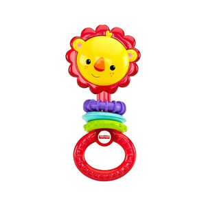 Fisher Price Lion Rattle for Babies