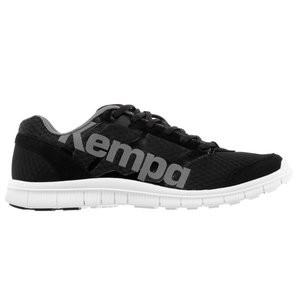 Kempa K-Float Black Sneakers with White Base 40
