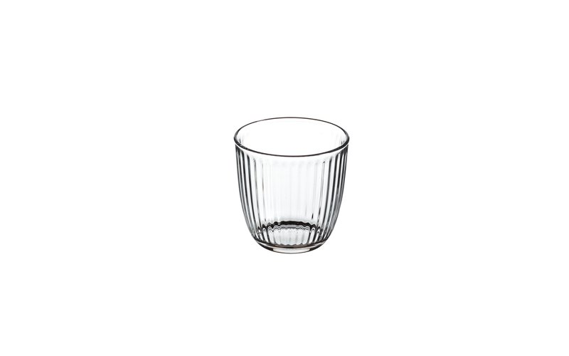 Bormioli Rocco Line Set of Stemless Drinking Glasses 0.29  L