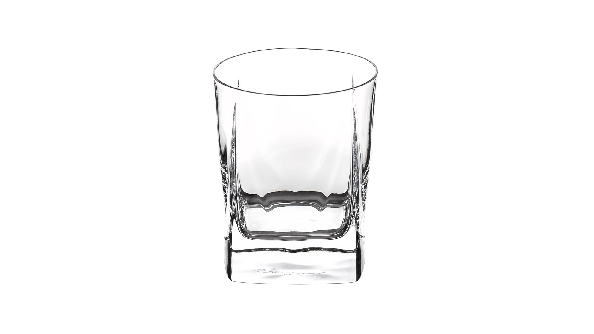 Bormioli Luigi Alfieri Set of Stemless Drinking Glasses 35 Cl