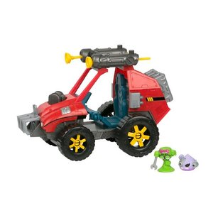 Moose Toys The Grossery Gang 2 in 1 Robot Assault Vehicle