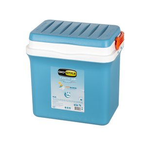 Giostyle Fiesta Sky Blue Coolbox 25